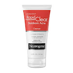 Neutrogena Rapid Clear Stubborn Acne Face Wash With 10 Benzoyl Peroxide Acne Treatment Medicine Daily Facial Cleanser To Reduce Size And Redness Of
