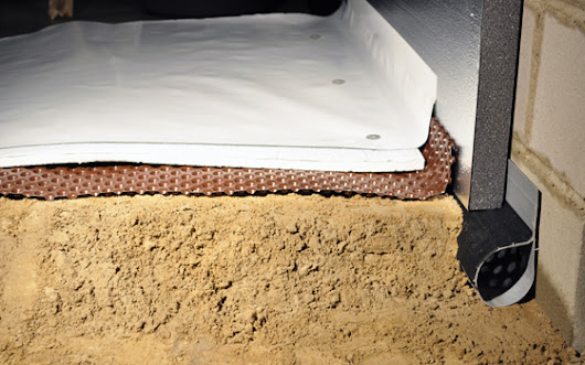 What's in store for your crawl space floor? - My Home Science