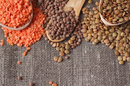 EXCITING HEALTH BENEFITS OF LENTILS :