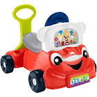 Fisher-Price Laugh & Learn - 3-in-1 Smart Car