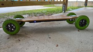 Evolve Bamboo Series Electric Skateboard  Review Longboards