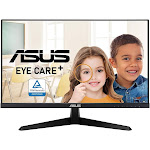 """ASUS 23.8"""" FHD 75Hz IPS Adaptive-Sync FreeSync VY249HE"""