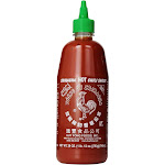 Huy Fong Sriracha Hot Chili Sauce - 28 oz bottle