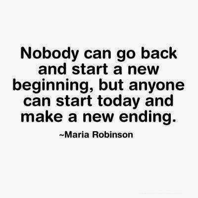 Quotes About Making A New Beginning 22 Quotes