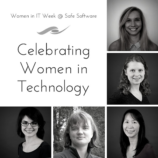 Celebrating Women in IT: A Chat with Safe's Devs