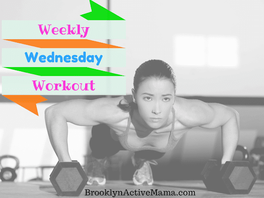 Weekly Wednesday Workout: V-Ups - Brooklyn Active Mama