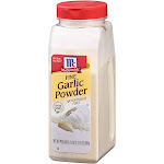 McCormick Fine Garlic Powder - 21 oz jar