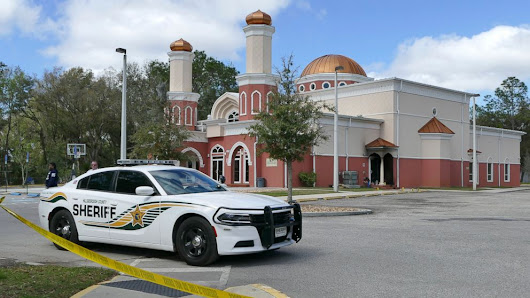 Fire at Florida mosque being investigated as arson - ABC News