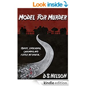 Model For Murder (Blake Hetherington Mysteries Book 3)