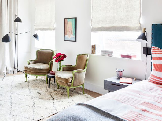 The Single Girl's Guide to Decorating | The Thirty
