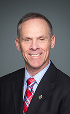 Photo - Pat Finnigan - Click to open the Member of Parliament profile