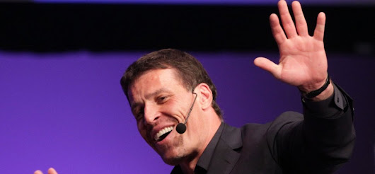 Tony Robbins: The 3 Public Speaking Tricks That Will Wow Your Audience Every Time