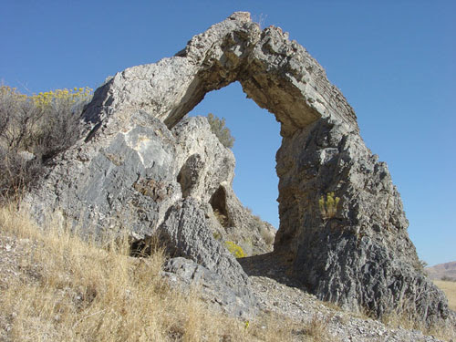 Chinamans Arch