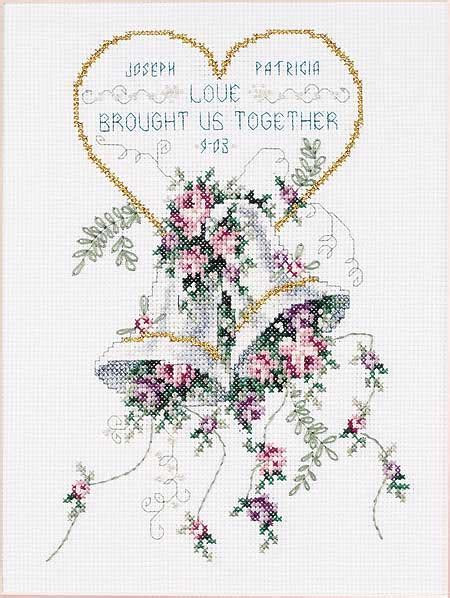 COUNTED CROSS STITCH WEDDING PATTERNS ? Browse Patterns