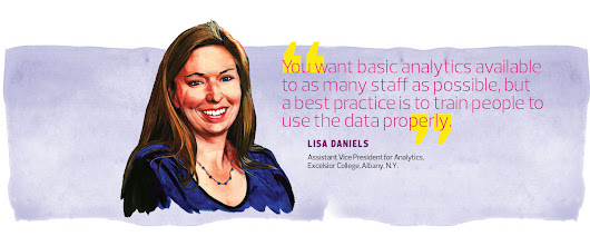 The New Frontier: Lisa Daniels on the Challenges — and Opportunities — of Building an Analytics Strategy