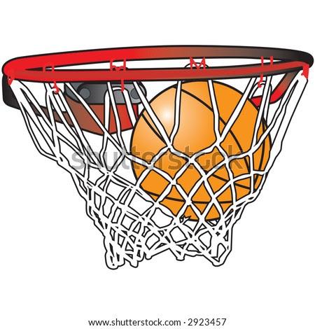 clipart basketball goal. basketball hoop clipart