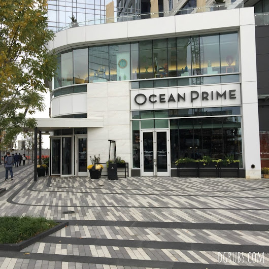 Ocean Prime - A Little Bit About a Lot of Things