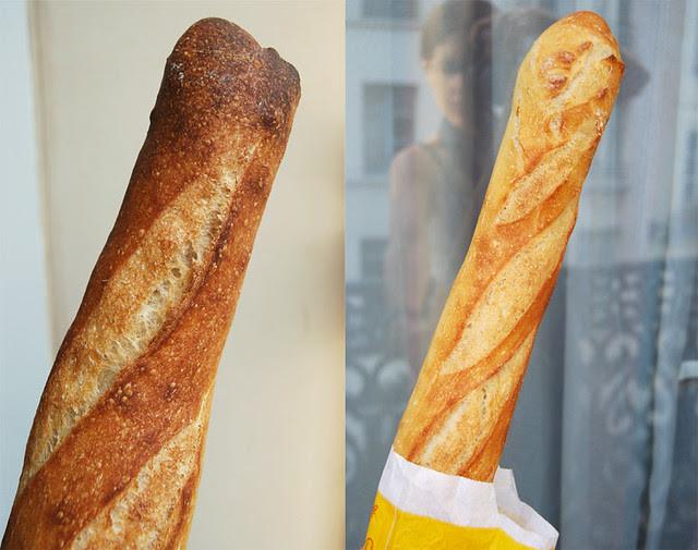 Julien' s baguettes