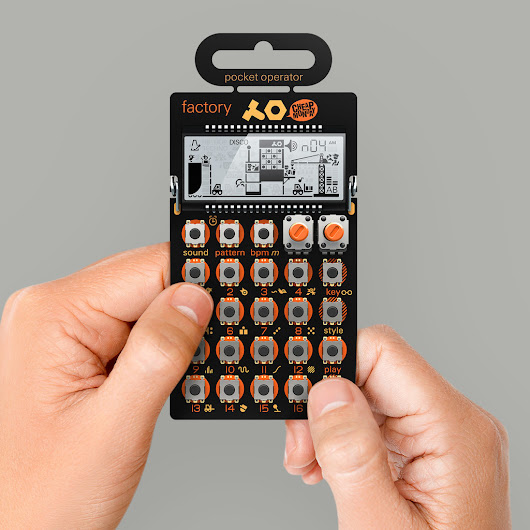 pocket operator 10 series