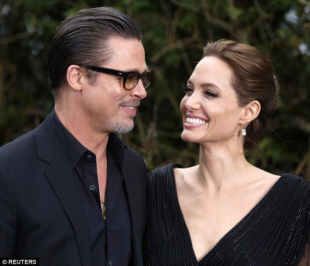 #Brangelina: 'Pray for her'- Jolie's Father begs | Hollywood celebrities reactions over Angelina Jolie and Brad Pitt's split