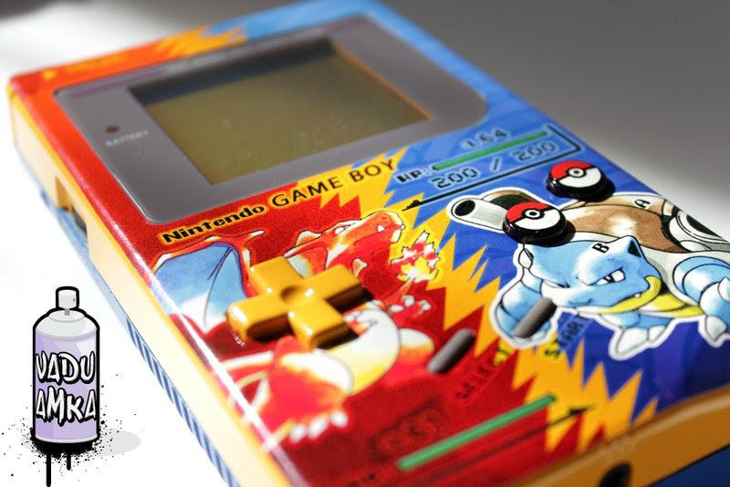 Gaze at This Pok\u00e9mon Game Boy and Know That You Want It
