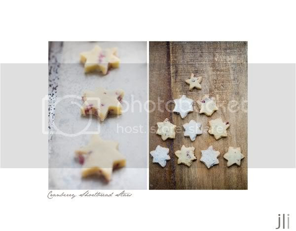 jillian leiboff imaging,sydney wedding and portrait photography,food,baking,cranberry shortbread stars