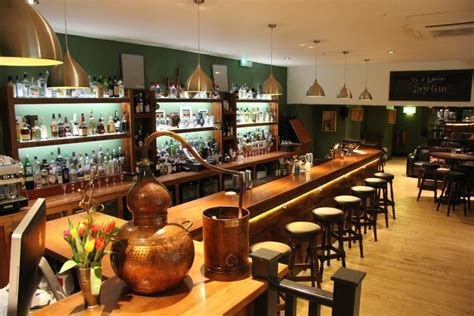 London?s Best BarsFor Drinking Gin   Londonist