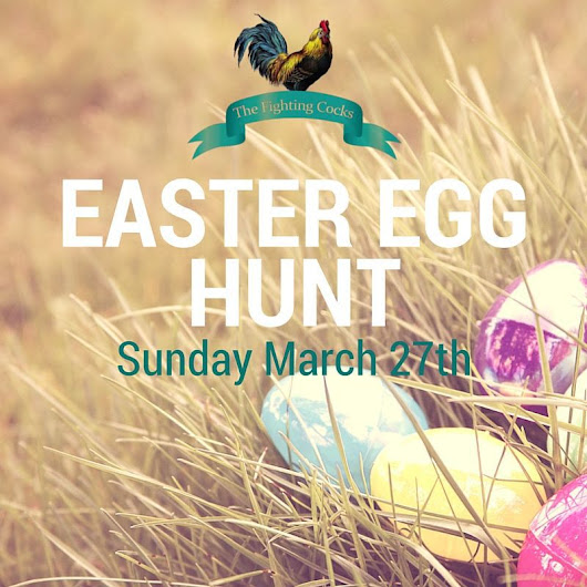 Easter Egg Hunt! March 27th