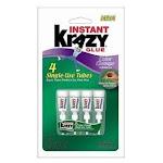 Elmers Krazy Glue Color Change Singles 4 (KG58448MR)