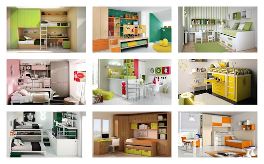 Erwin classen google for Space saving solutions for small bedrooms