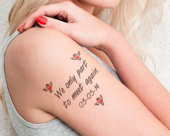 36 Remembrance Tattoos With Personal Connections And Meanings