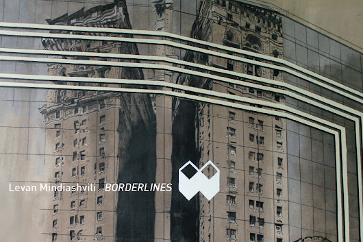 Levan Mindiashvili : BORDERLINES - The Lodge Gallery