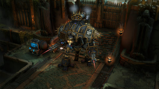 Feral announce that Dawn of War III will use both OpenGL and Vulkan