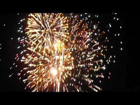 FIREWORKS in MESQUITE, NEVADA