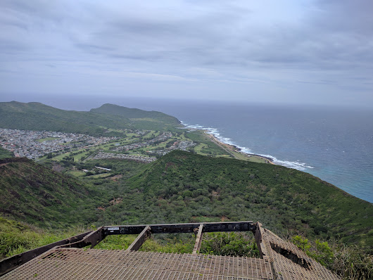 Koko Head Crater Hike Oahu, Hawaii