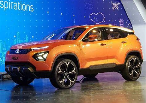 tata hx concept  indian firms  vehicle based