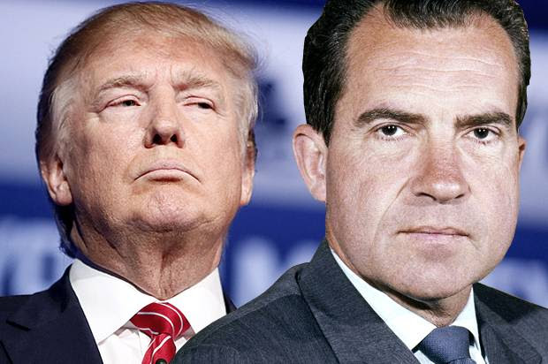 """Nixon redux? Trump's """"Tuesday afternoon massacre"""" could lead to his impeachment or resignation"""