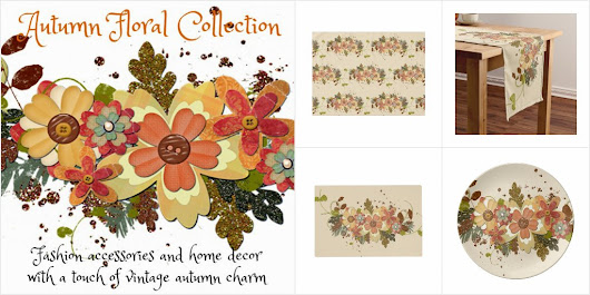 Autumn Floral Collection