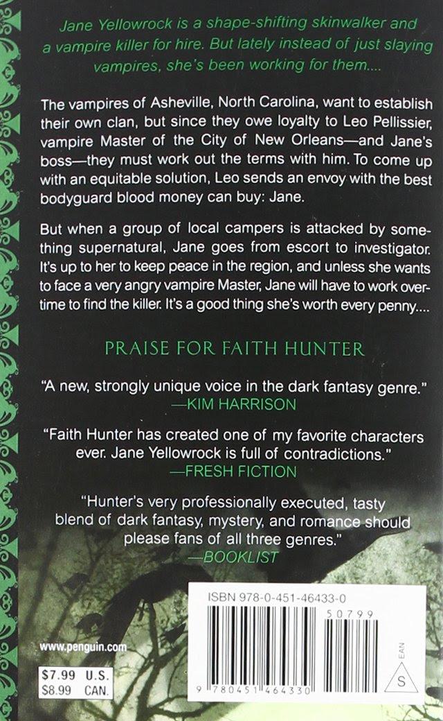 Raven Cursed: A Jane Yellowrock Novel: Faith Hunter: 9780451464330 ...