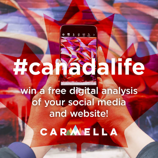 Oh Canada - Let's Celebrate with a Digital Contest!