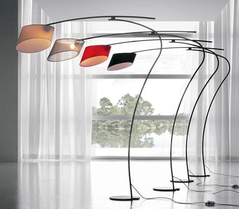Modern Floor Lamp from Cattelan Italia