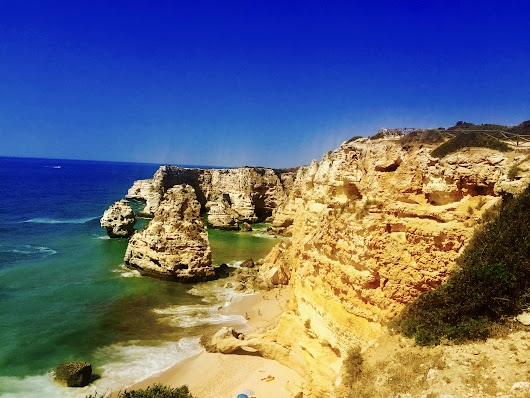 Travel Destination: Algarve, Portugal