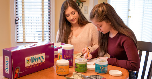 Savvy spending & saving: Teaching kids to manage money
