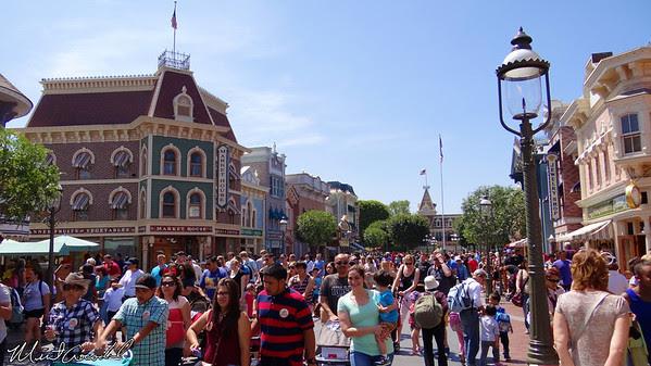 Disneyland Resort, Disneyland, Main Street USA, Mary Poppins