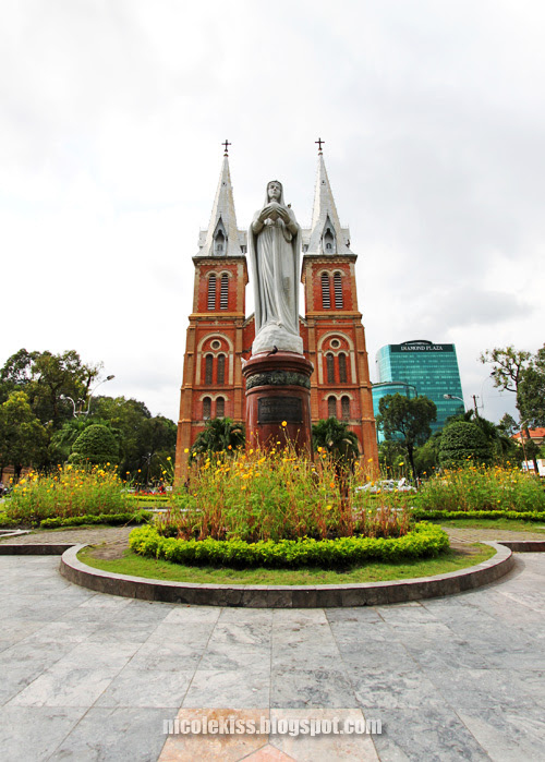 Notre Dame Cathedral HCMC 2