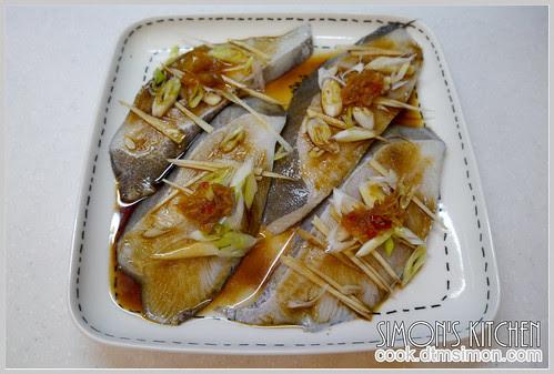 XO醬清蒸鱈魚05