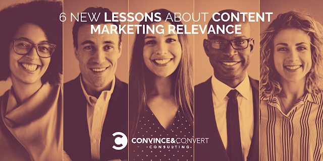 """""""6 New Lessons About Content Marketing Relevance"""" https://t.co/BFW359edLx #digitalmarketing #feedly"""