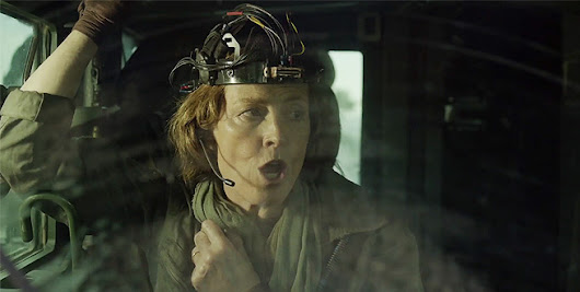 "Sigourney Weaver Stars in a New Experimental Sci-Fi Film: Watch ""Rakka"" Free Online"
