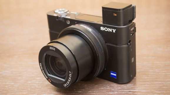 Sony RX 100 Mark III & Nikon D610 cameras