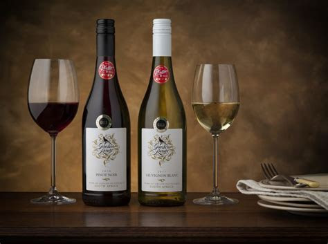 Garden Route Wines: Sauvignon Blanc and Pinot Noir from